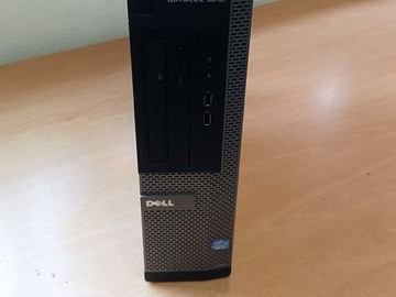 Donación de productos: PC Sobremesa Dell Optiplex 3010