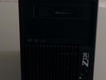 Donació de productes: PC Sobremesa HP z230