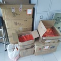 Donación de productos: BOLÍGRAFOS Y LAPICEROS SIN USAR