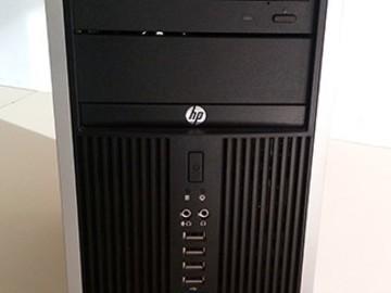 Donació de productes: PC Sobremesa HP Compaq Elite 8300 cmt