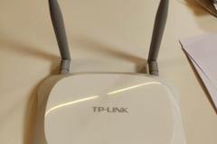 Donación de productos: Router Wireless  TP-LINK