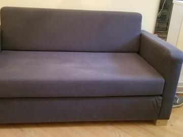 Donación de productos: Sofa