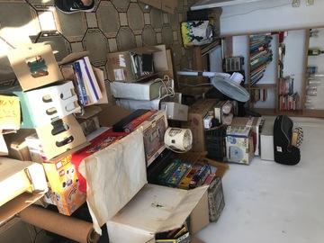 Donació de productes: Libros, discos y juegos