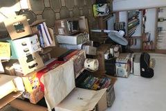 Donación de productos: Libros, discos y juegos