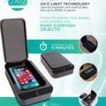 Donación de productos: Sanibox Desinfectante Luz UVC