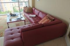 Donación de productos: Sofa gratis (Roche Bobis)